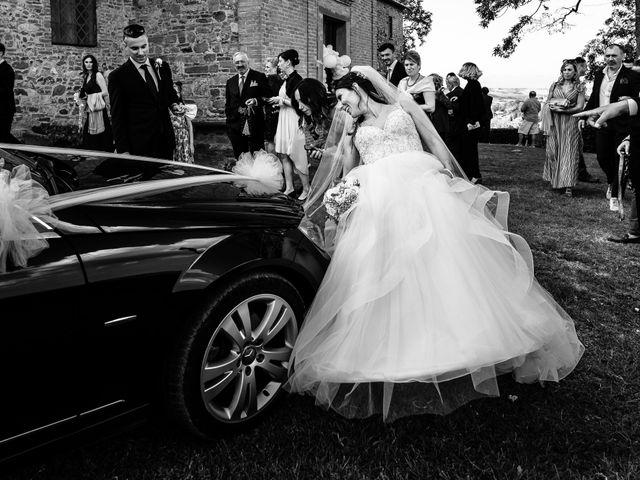 Il matrimonio di Alessio e Sabrina a Città della Pieve, Perugia 31
