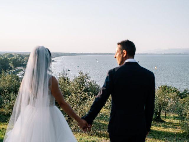 Il matrimonio di Alessio e Sabrina a Città della Pieve, Perugia 32