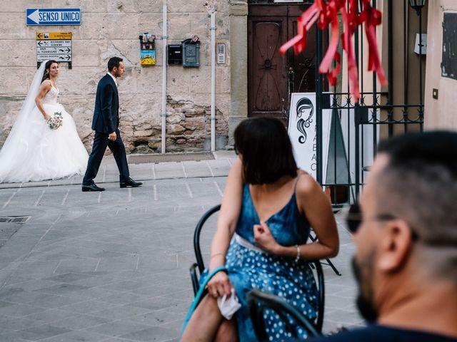 Il matrimonio di Alessio e Sabrina a Città della Pieve, Perugia 33