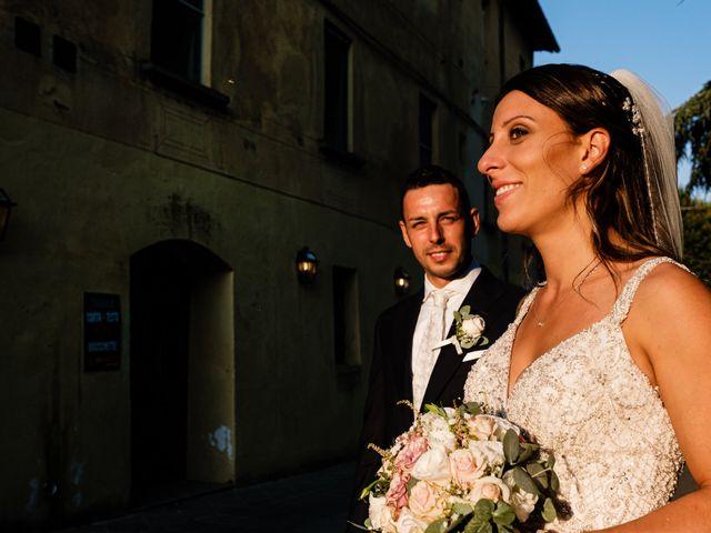 Il matrimonio di Alessio e Sabrina a Città della Pieve, Perugia 35
