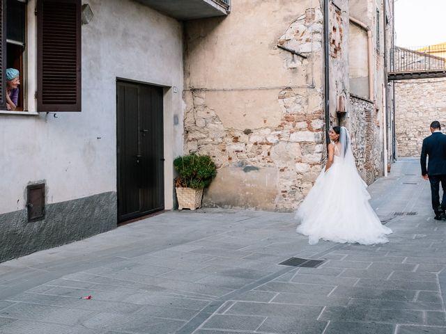 Il matrimonio di Alessio e Sabrina a Città della Pieve, Perugia 36