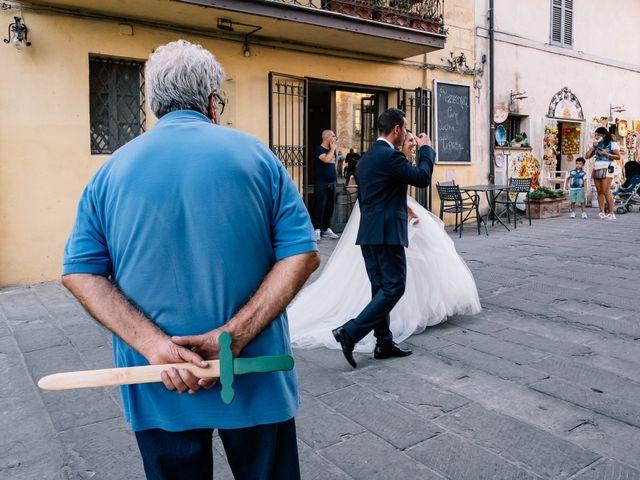 Il matrimonio di Alessio e Sabrina a Città della Pieve, Perugia 37