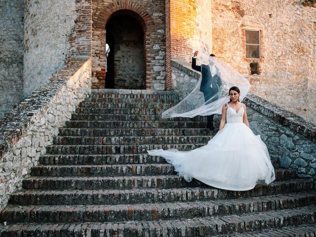 Il matrimonio di Alessio e Sabrina a Città della Pieve, Perugia 38