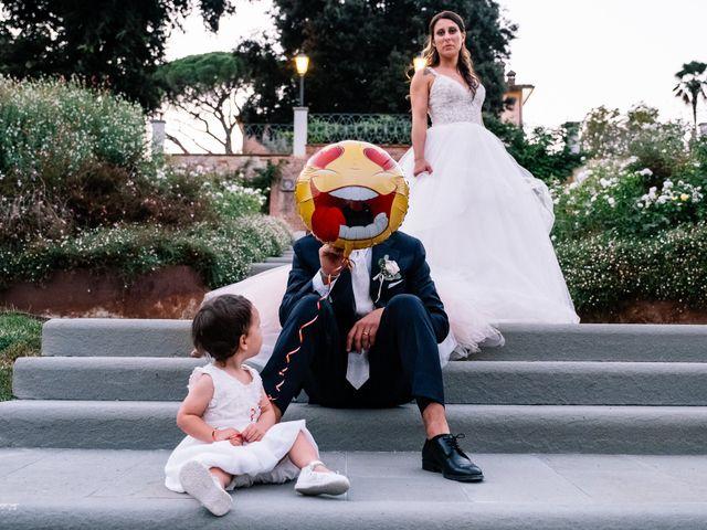 Il matrimonio di Alessio e Sabrina a Città della Pieve, Perugia 42