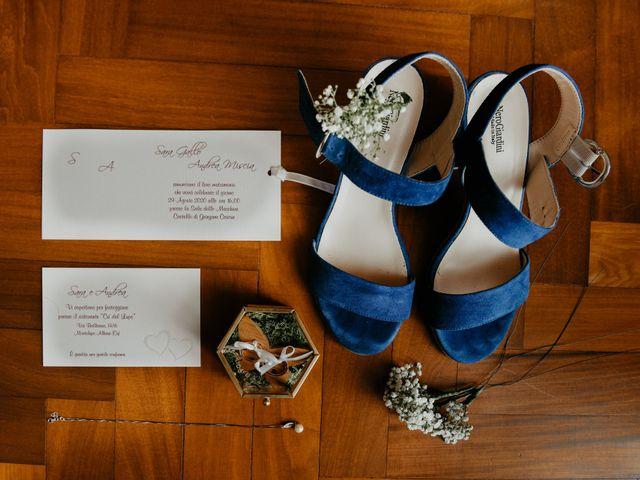 Il matrimonio di Andrea e Sara a Grinzane Cavour, Cuneo 7