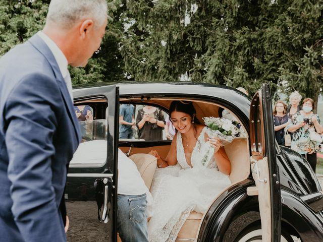 Il matrimonio di Andrea e Sara a Grinzane Cavour, Cuneo 12