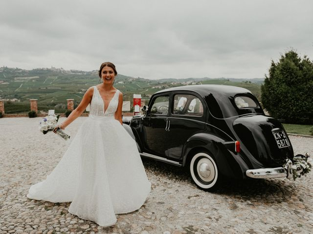Il matrimonio di Andrea e Sara a Grinzane Cavour, Cuneo 13