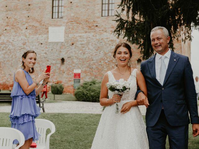 Il matrimonio di Andrea e Sara a Grinzane Cavour, Cuneo 14
