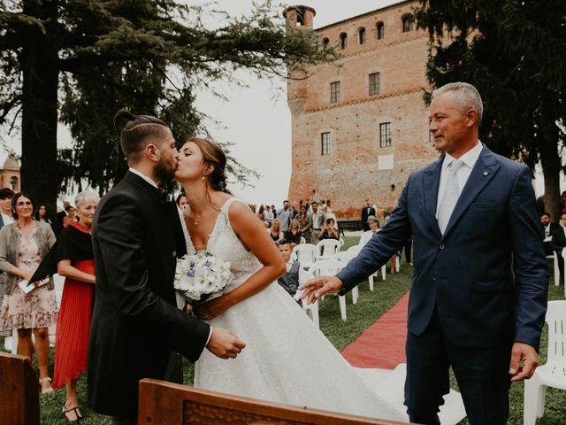 Il matrimonio di Andrea e Sara a Grinzane Cavour, Cuneo 15