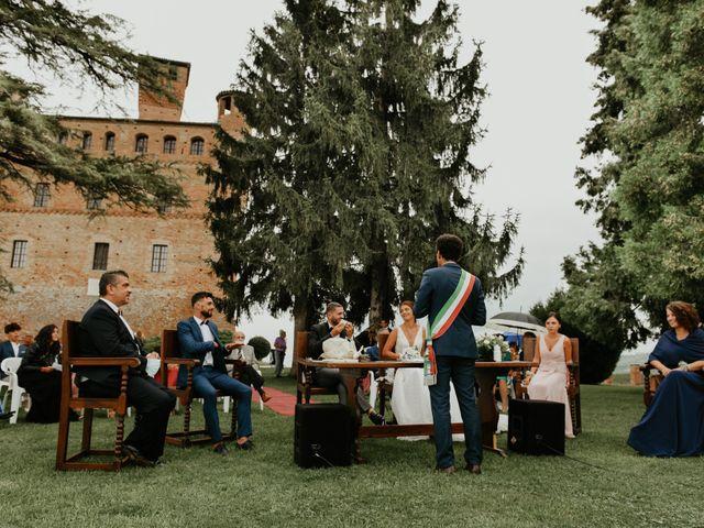 Il matrimonio di Andrea e Sara a Grinzane Cavour, Cuneo 16