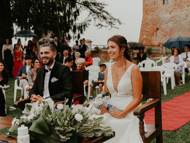 Il matrimonio di Andrea e Sara a Grinzane Cavour, Cuneo 1