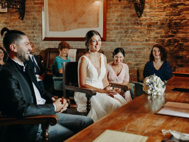 Il matrimonio di Andrea e Sara a Grinzane Cavour, Cuneo 17
