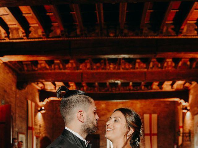 Il matrimonio di Andrea e Sara a Grinzane Cavour, Cuneo 20