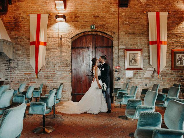 Il matrimonio di Andrea e Sara a Grinzane Cavour, Cuneo 22