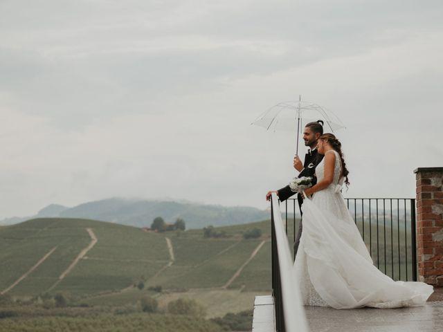 Il matrimonio di Andrea e Sara a Grinzane Cavour, Cuneo 26