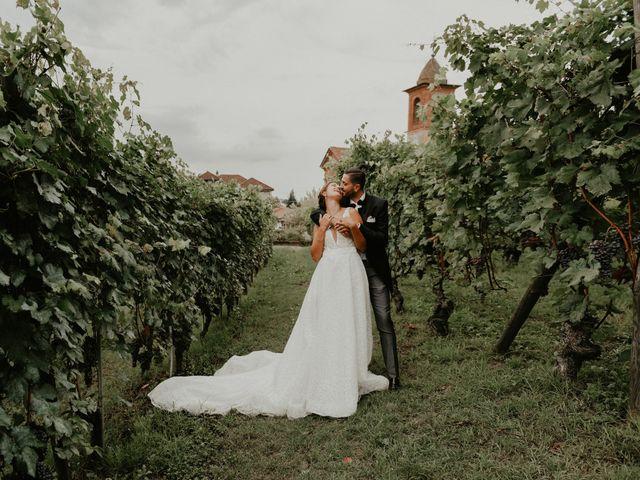Il matrimonio di Andrea e Sara a Grinzane Cavour, Cuneo 2