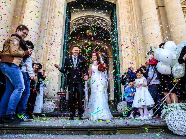 Il matrimonio di Giuseppe e Cinzia a Modica, Ragusa 1