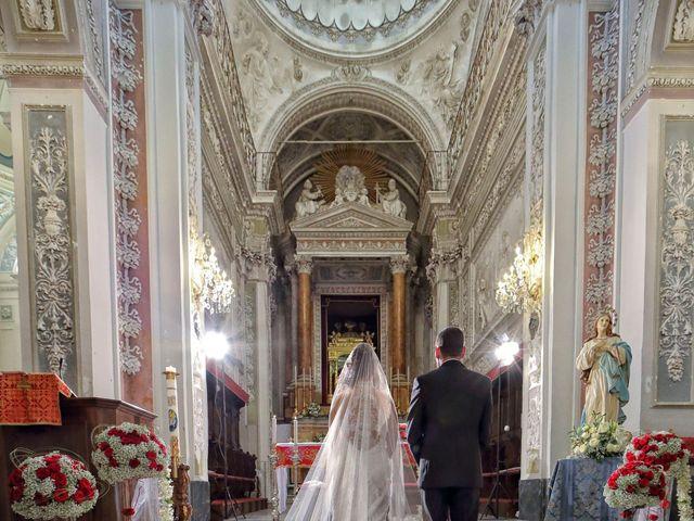 Il matrimonio di Giuseppe e Cinzia a Modica, Ragusa 3