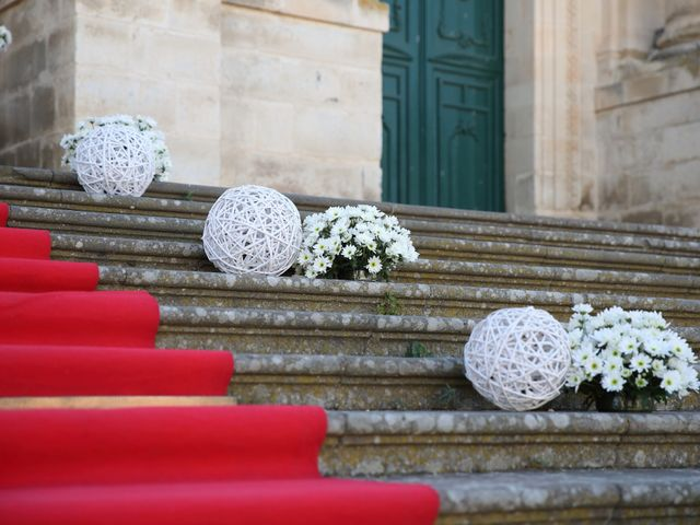 Il matrimonio di Giuseppe e Cinzia a Modica, Ragusa 16