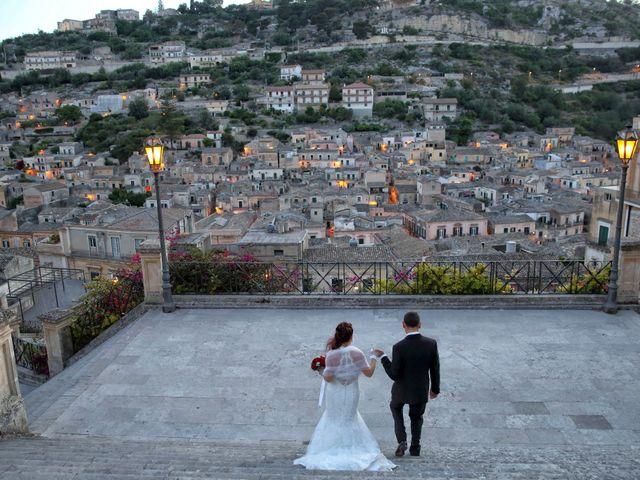 Il matrimonio di Giuseppe e Cinzia a Modica, Ragusa 19