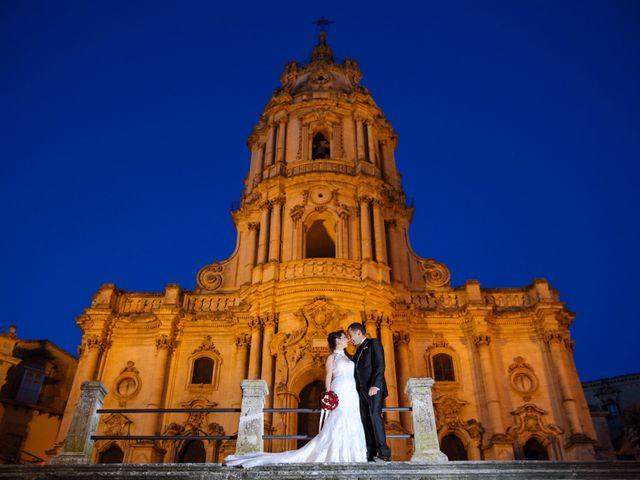 Il matrimonio di Giuseppe e Cinzia a Modica, Ragusa 20