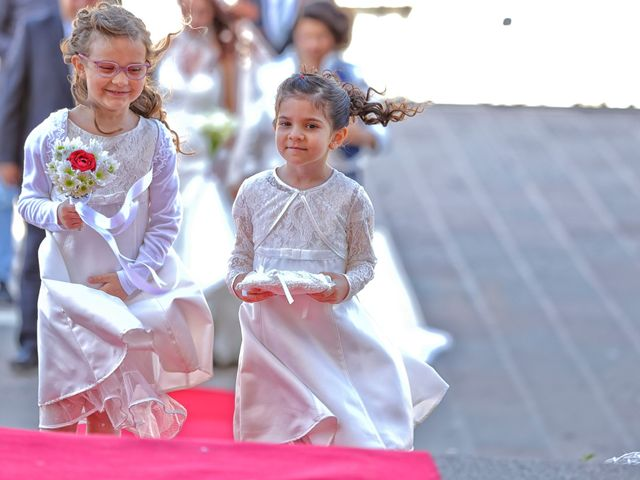 Il matrimonio di Giuseppe e Cinzia a Modica, Ragusa 28