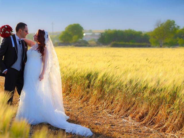 Il matrimonio di Giuseppe e Cinzia a Modica, Ragusa 31