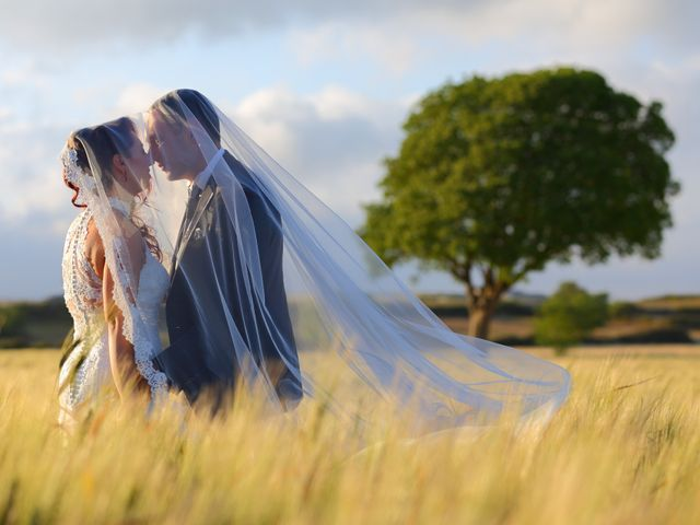 Il matrimonio di Giuseppe e Cinzia a Modica, Ragusa 32