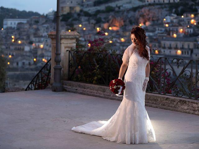 Il matrimonio di Giuseppe e Cinzia a Modica, Ragusa 38