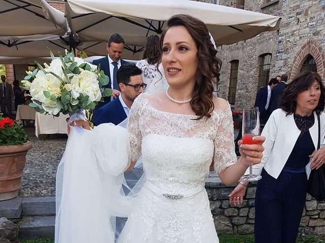 Il matrimonio di Stefania e Massimo  a Lissone, Monza e Brianza 4