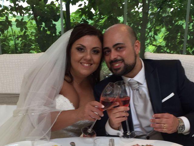 le nozze di Angela e Vincenzo
