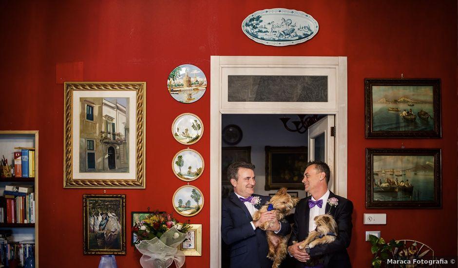 Il matrimonio di Mario e Nico a Lecce, Lecce