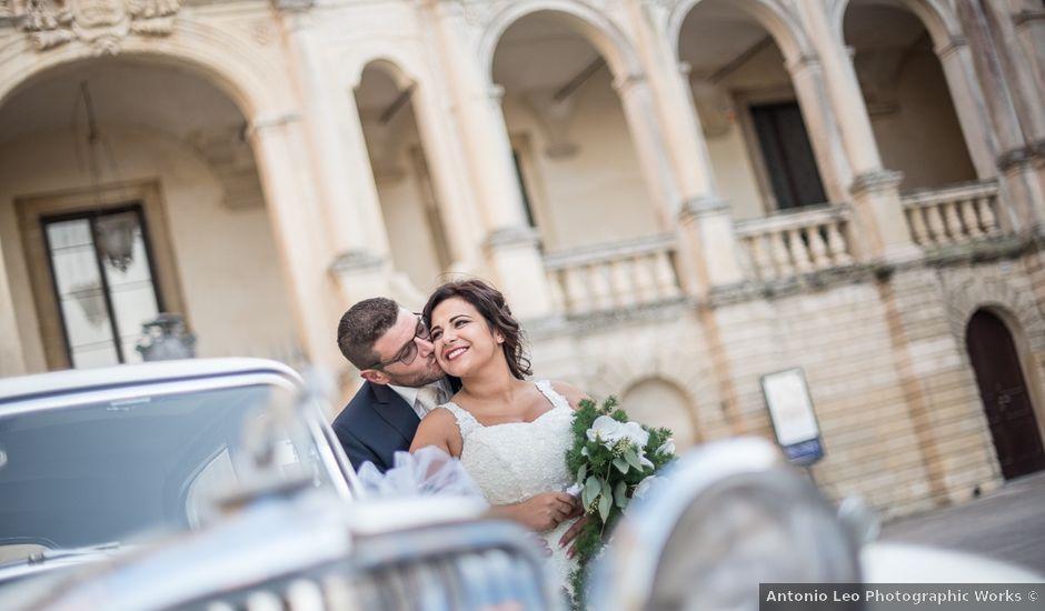 Il matrimonio di Davide e Dalila a Lecce, Lecce