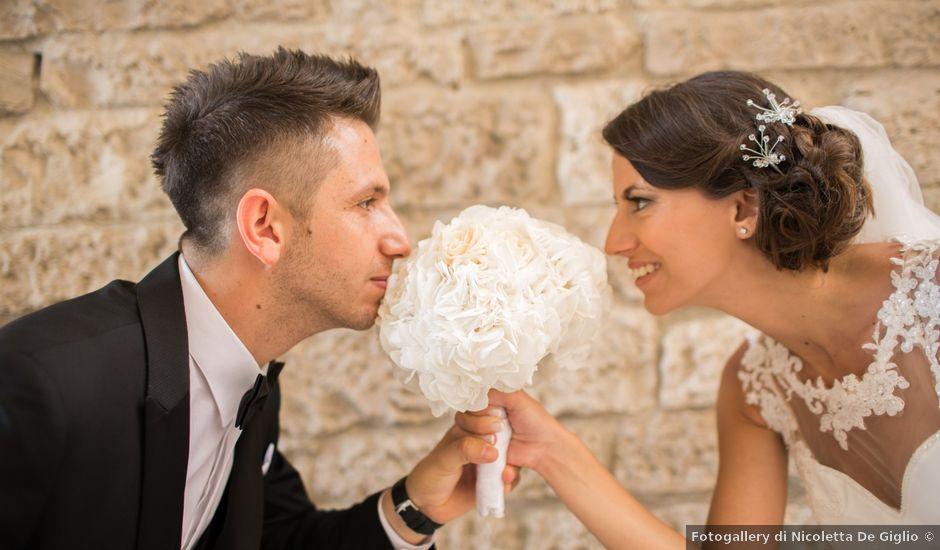 Il matrimonio di Domenico e Anna a Bitonto, Bari