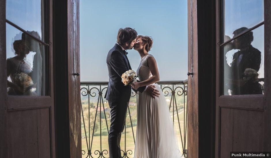 Il matrimonio di Luca e Ariella a Rosà, Vicenza