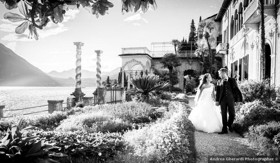 Il matrimonio di Marco e Giulia a Traona, Sondrio