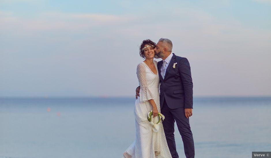 Il matrimonio di Francesco e Daniela a Arenzano, Genova