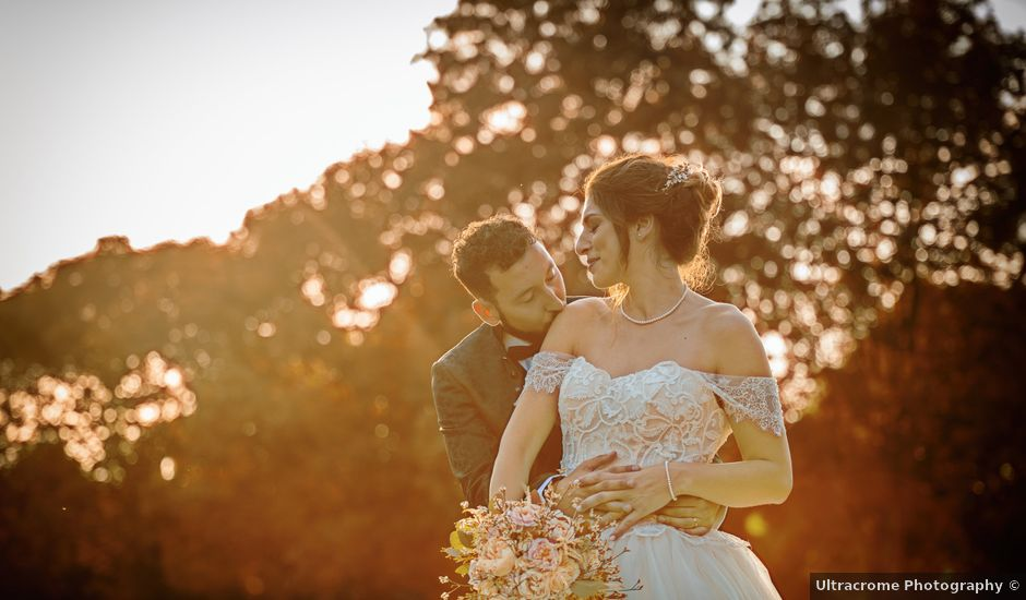 Il matrimonio di Tina e Andrea a Rio Saliceto, Reggio Emilia