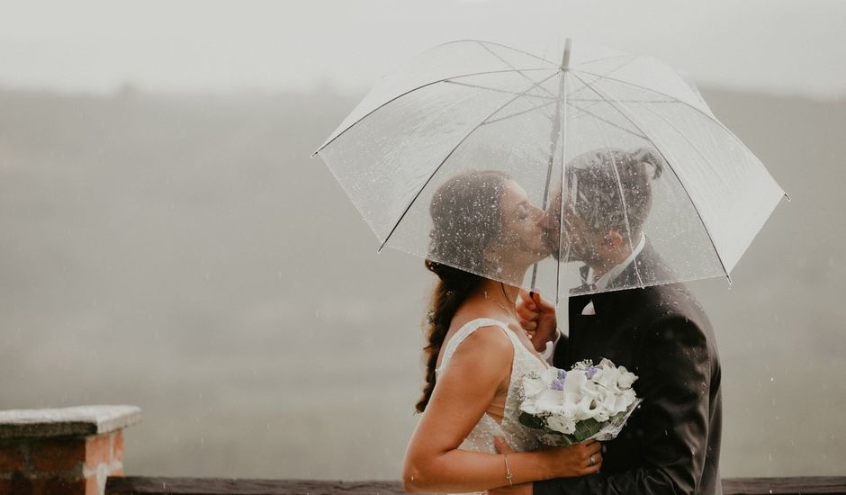 Il matrimonio di Andrea e Sara a Grinzane Cavour, Cuneo