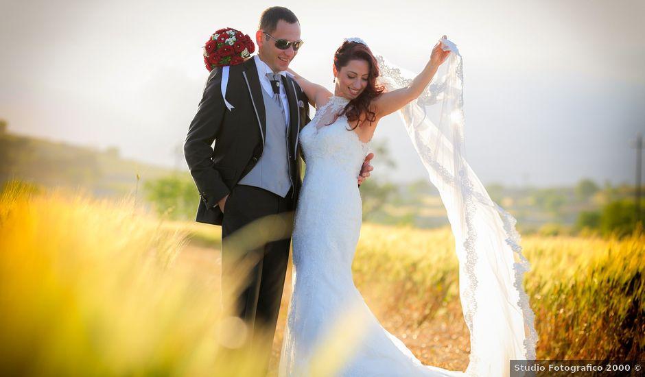 Il matrimonio di Giuseppe e Cinzia a Modica, Ragusa