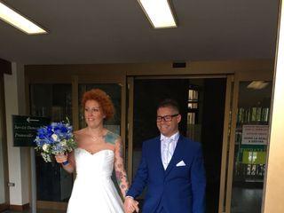 Le nozze di Chiara e Guido 1