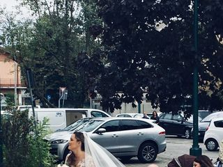 Le nozze di Elisa e Marco 1