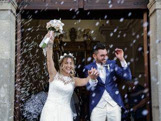 Le nozze di Serena e Victor
