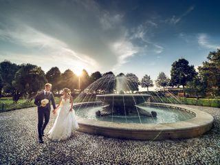 Le nozze di Laura e Mauro 1
