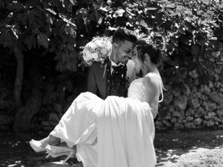 Le nozze di Anna Maria e Leo
