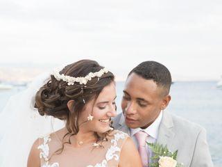 Le nozze di Laura e Matheus