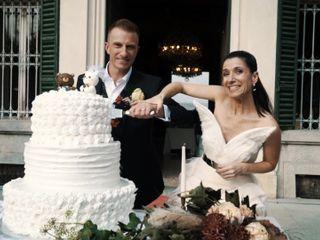 Le nozze di Maria Luisa e Daniele