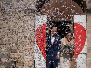 Le nozze di Erica e Davide