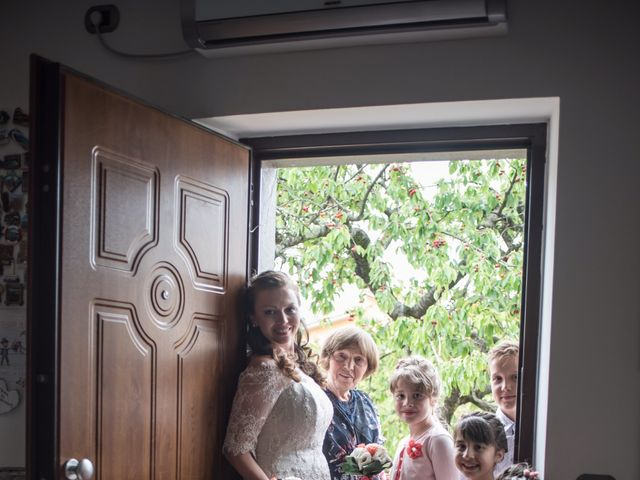 Il matrimonio di Marco e Krina a Viterbo, Viterbo 18