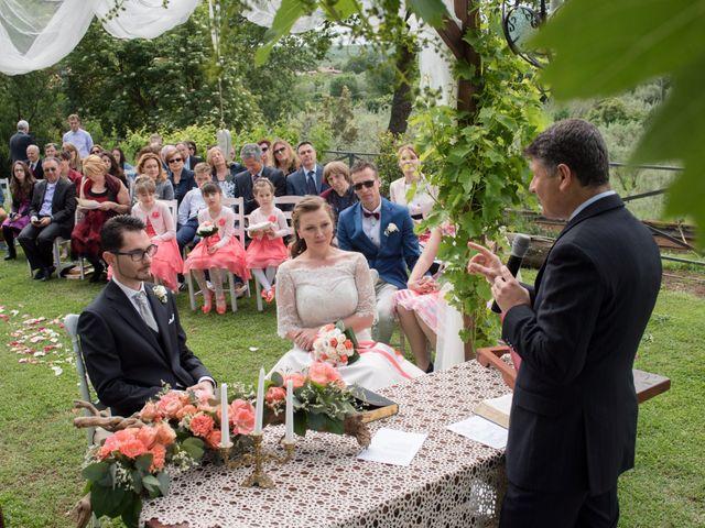 Il matrimonio di Marco e Krina a Viterbo, Viterbo 22